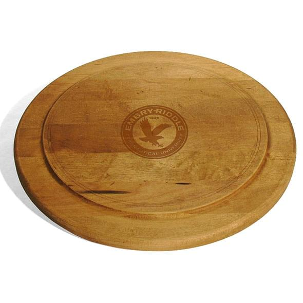 Embry-Riddle Round Bread Server