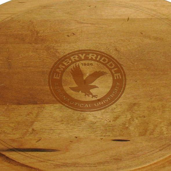 Embry-Riddle Round Bread Server - Image 2