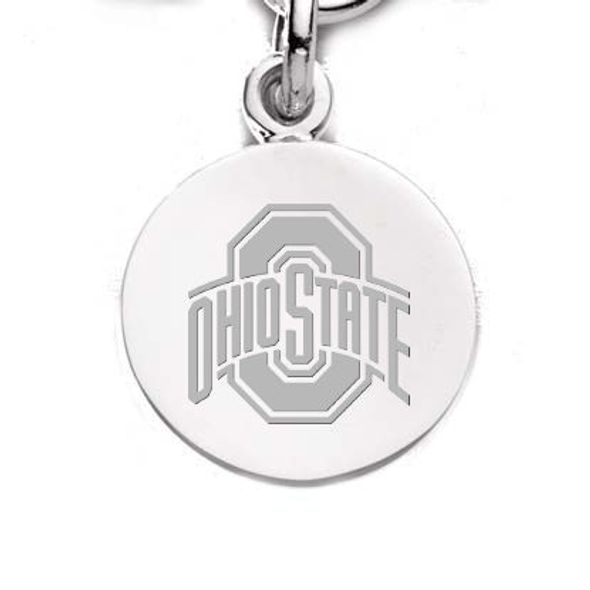 Ohio State Sterling Silver Charm - Image 1