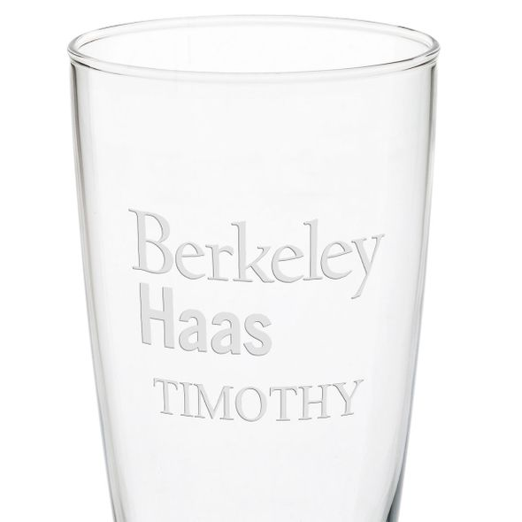 Berkeley Haas 20oz Pilsner Glasses - Set of 2 - Image 3