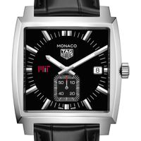 MIT TAG Heuer Monaco with Quartz Movement for Men