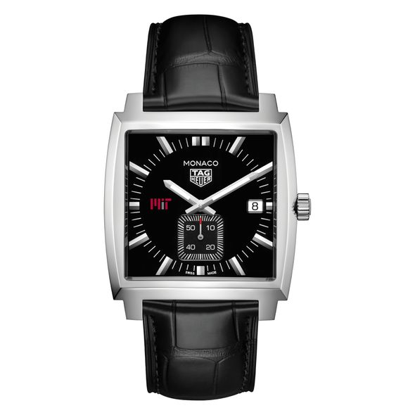 MIT TAG Heuer Monaco with Quartz Movement for Men - Image 2