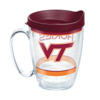 Virginia Tech 16 oz. Tervis Mugs- Set of 4
