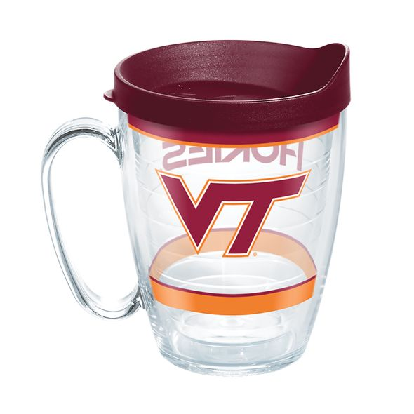 Virginia Tech 16 oz. Tervis Mugs- Set of 4