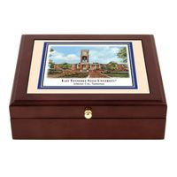 East Tennessee State Eglomise Desk Box