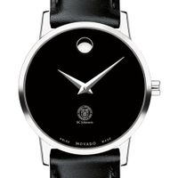 SC Johnson College Women's Movado Museum with Leather Strap