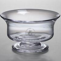 Northeastern Simon Pearce Glass Revere Bowl Med