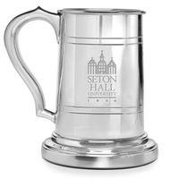 Seton Hall Pewter Stein