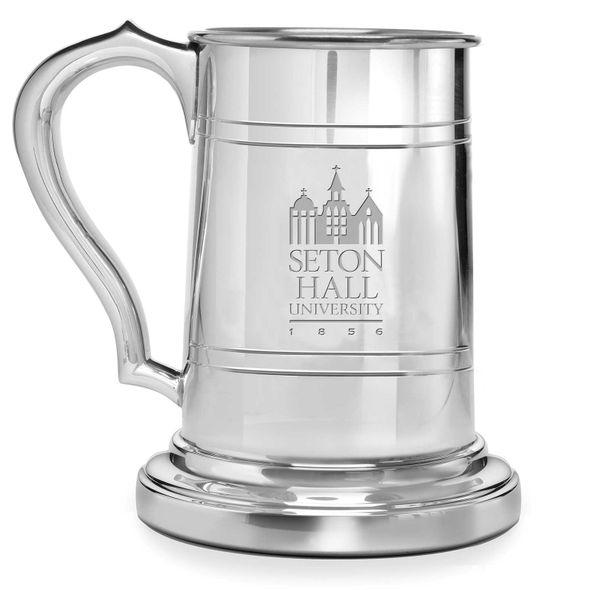 Seton Hall Pewter Stein - Image 1