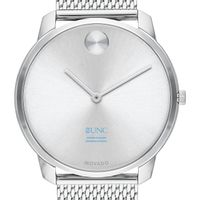 UNC Kenan–Flagler Business School Men's Movado Stainless Bold 42