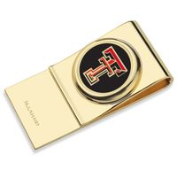 Texas Tech Enamel Money Clip