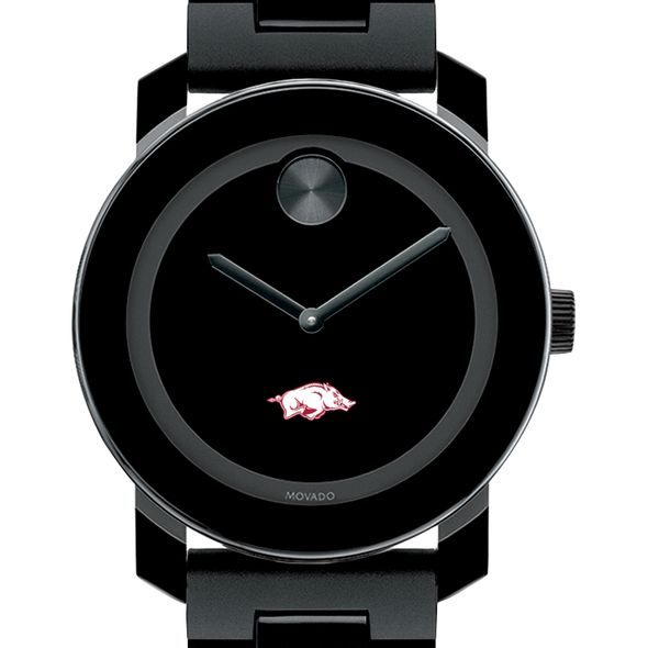 University of Arkansas Men's Movado BOLD with Bracelet