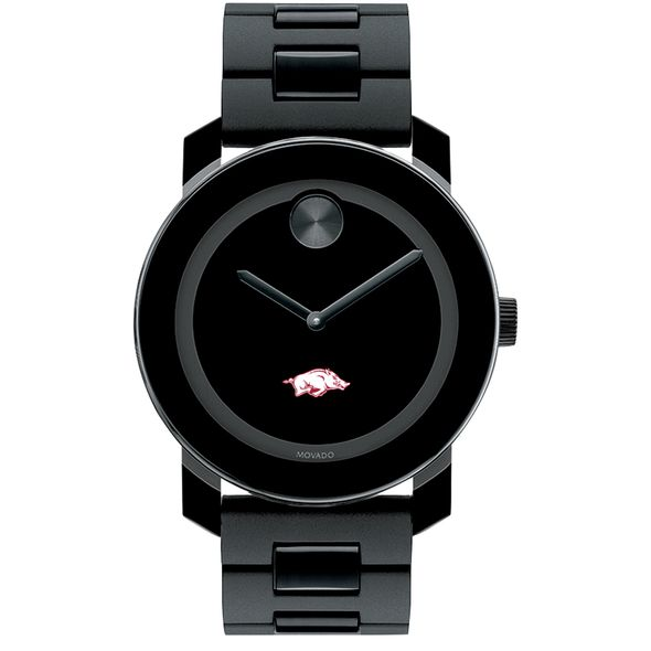 University of Arkansas Men's Movado BOLD with Bracelet - Image 2