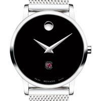 University of South Carolina Women's Movado Museum with Mesh Bracelet