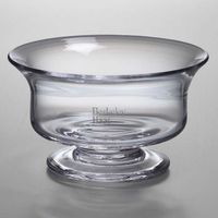 Berkeley Haas Simon Pearce Glass Revere Bowl Med