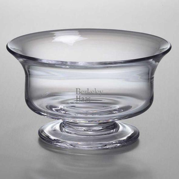 Berkeley Haas Simon Pearce Glass Revere Bowl Med
