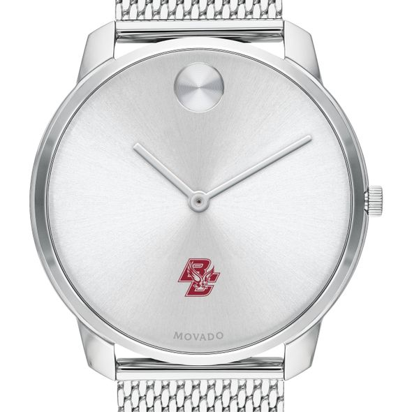 Boston College Men's Movado Stainless Bold 42