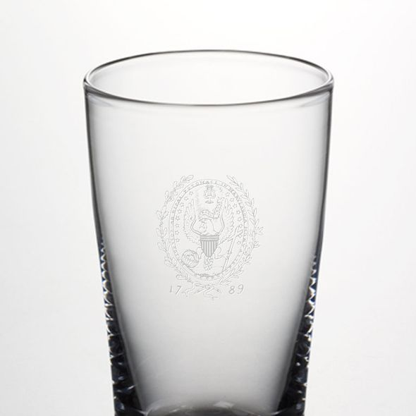 Georgetown Pint Glass by Simon Pearce - Image 2
