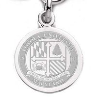 Loyola Sterling Silver Charm