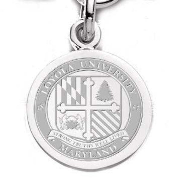 Loyola Sterling Silver Charm - Image 1