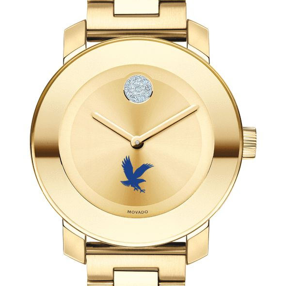 Embry-Riddle Women's Movado Gold Bold