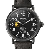 East Tennessee State Shinola Watch, The Runwell 41mm Black Dial