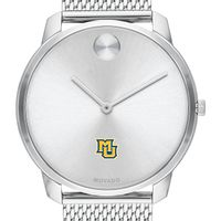 Marquette Men's Movado Stainless Bold 42