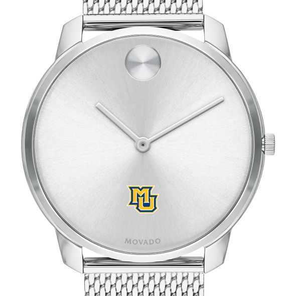 Marquette Men's Movado Stainless Bold 42 - Image 1