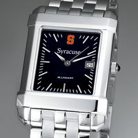 Syracuse University Men's Black Quad with Bracelet