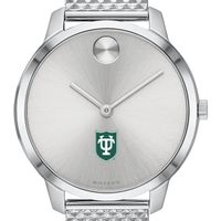 Tulane University Women's Movado Stainless Bold 35
