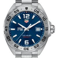 MIT Men's TAG Heuer Formula 1 with Blue Dial