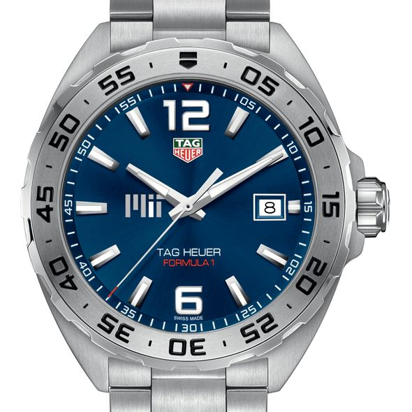 MIT Men's TAG Heuer Formula 1 with Blue Dial - Image 1
