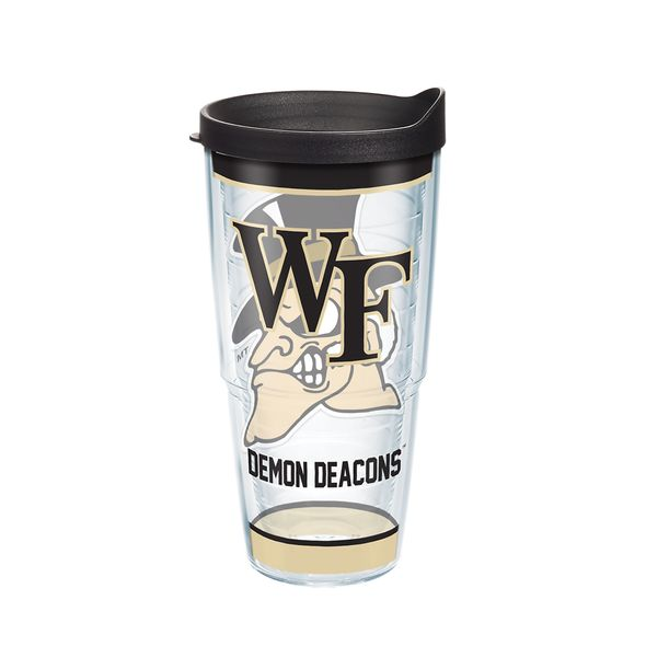 Wake Forest 24 oz. Tervis Tumblers - Set of 2 - Image 1