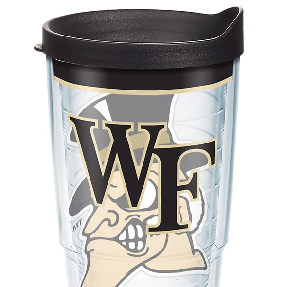 Wake Forest 24 oz. Tervis Tumblers - Set of 2 - Image 2