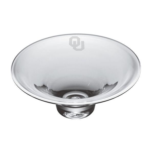 Oklahoma Glass Hanover Bowl by Simon Pearce