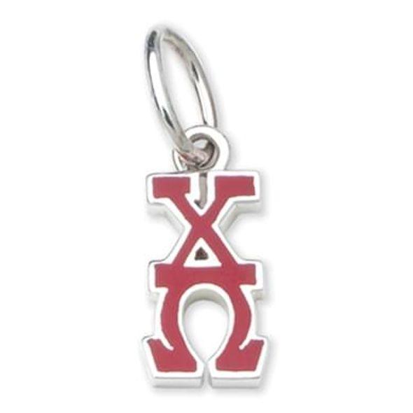 Chi Omega Greek Letter Charm