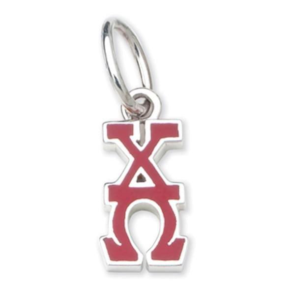 Chi Omega Greek Letter Charm - Image 2