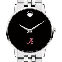 University of Alabama Men's Movado Museum with Bracelet