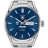 Chicago Booth Men's TAG Heuer Carrera with Day-Date