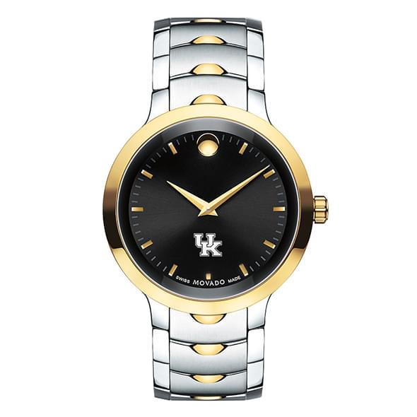 Kentucky Men's Movado Luno Sport Two-Tone - Image 2