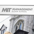 MIT Sloan Polished Pewter 8x10 Picture Frame - Image 2