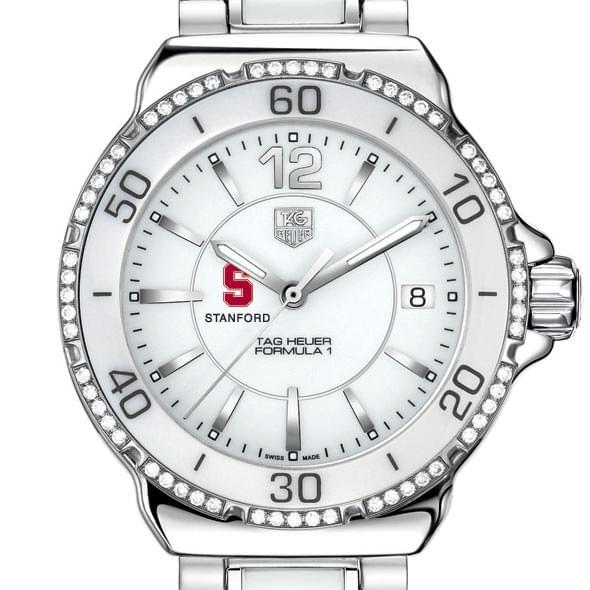 Stanford Women's TAG Heuer Formula 1 Ceramic Diamond Watch