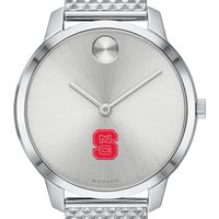 North Carolina State Women's Movado Stainless Bold 35