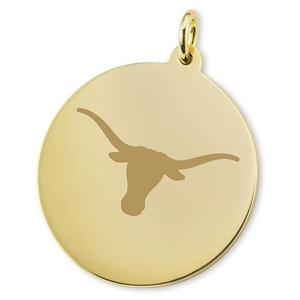 Texas 14K Gold Charm - Image 2