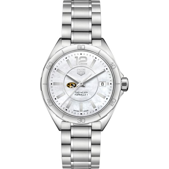 University of Missouri Women's TAG Heuer Formula 1 with MOP Dial - Image 2