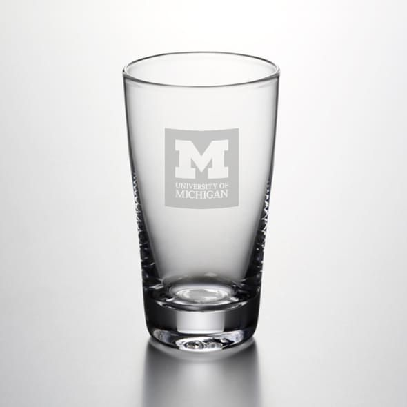 Michigan Pint Glass by Simon Pearce