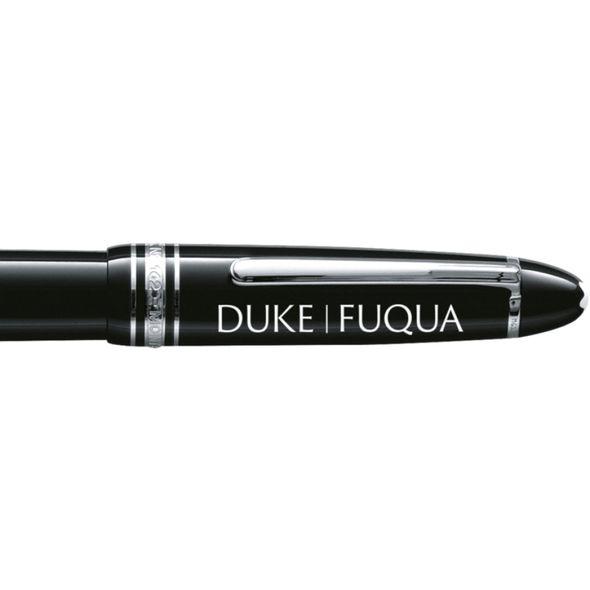 Duke Fuqua Montblanc Meisterstück LeGrand Rollerball Pen in Platinum - Image 2