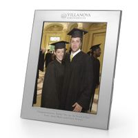 Villanova Polished Pewter 8x10 Picture Frame