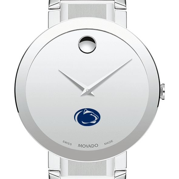 Penn State University Men's Movado Sapphire Museum with Bracelet