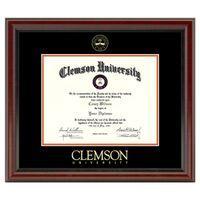Clemson Fidelitas Diploma Frame